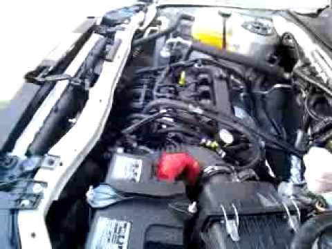 2010 Ford Escape 2 5 Liter Engine Fuel Injection Rail
