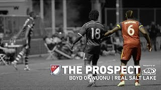 Boyd Okwuonu hits the field running | The Prospect: Episode 2