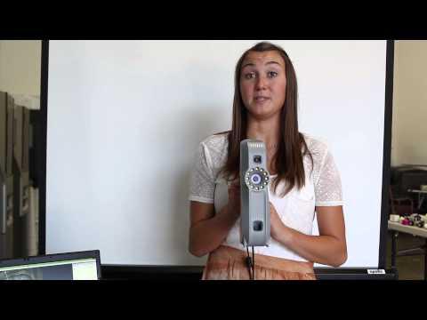 CimMed - How to use Artec Eva 3D Scanner