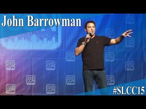John Barrowman - Full Panel/Q&A - Salt Lake Comic Con 2015