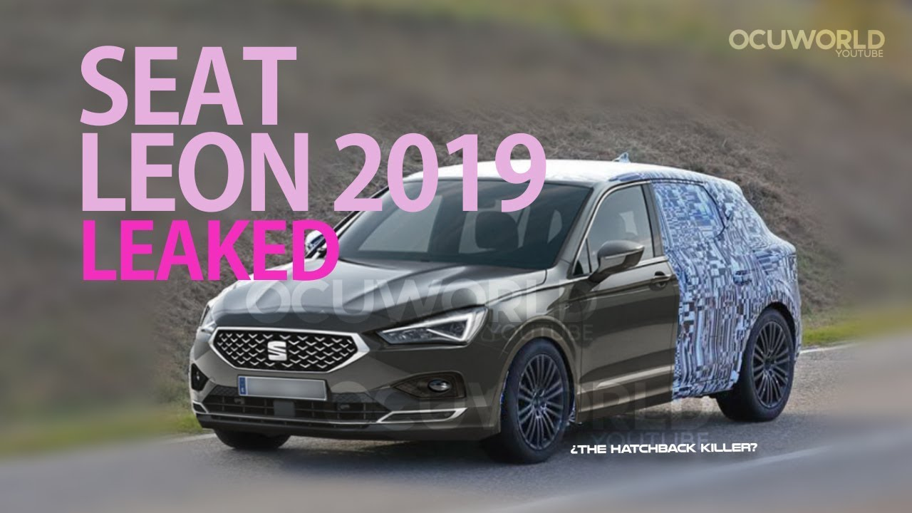 new seat leon 2020 leaked youtube. Black Bedroom Furniture Sets. Home Design Ideas