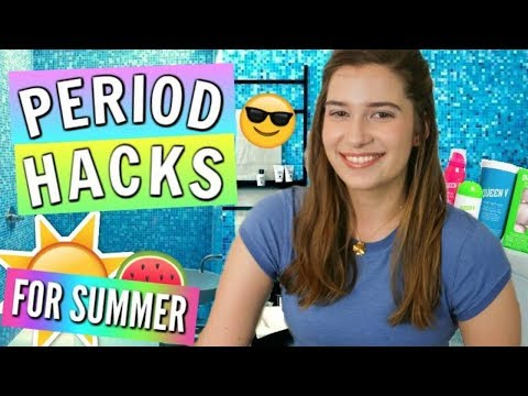 period-life-hacks-for-summer!