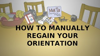 How to regain orientation without IOC - bring your DJI Phantom back!