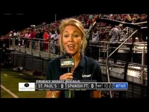 Spanish Fort High School and UTV44 Honors Jamie Milam