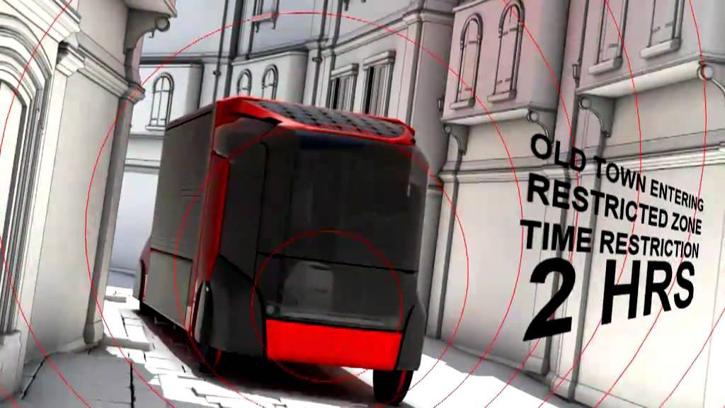 connect imagining the urban truck of the future une vision du camion urbain du futur youtube. Black Bedroom Furniture Sets. Home Design Ideas