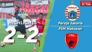 Download Video Persija Jakarta vs PSM Makassar: 2-2 All Goals & Highlights MP3 3GP MP4