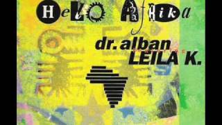 Dr. Alban - No coke (Extended version)