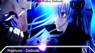 Nightcore - Darkside (Lyrics)