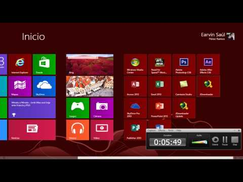 Solucionar Error De Inicio En Windows 8 (PANTALLA NEGRA)