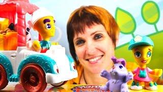 ПЛЕЙ ДО видео для детей. Маша открывает МАГАЗИНЧИК ДОМАШНИХ ПИТОМЦЕВ