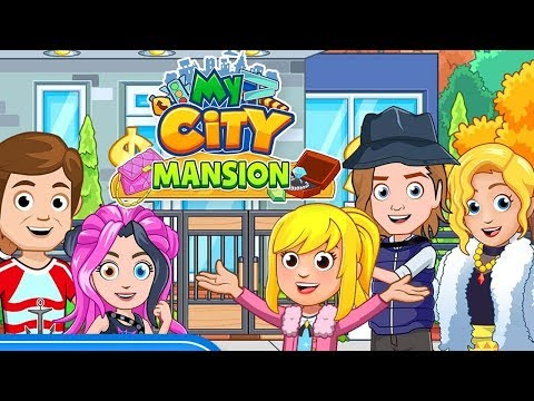 My City : Mansion - New Best App by My Town Games