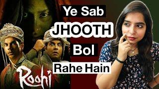 Roohi Movie REVIEW | Deeksha Sharma