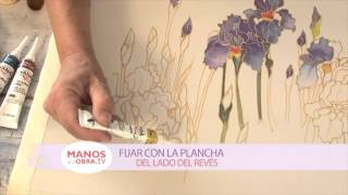 Pintar en Seda - Pinturas para Seda - Guta -