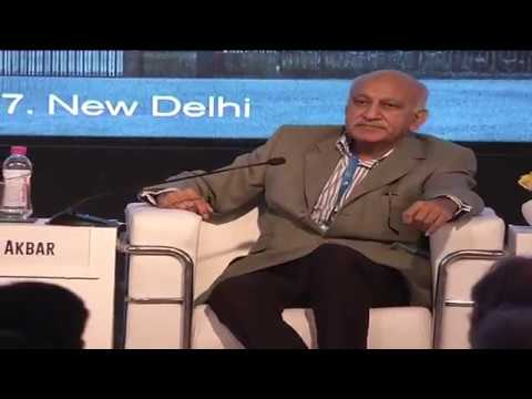 Mos Shri M  J  Akbar speech at Second Raisina Dialogue