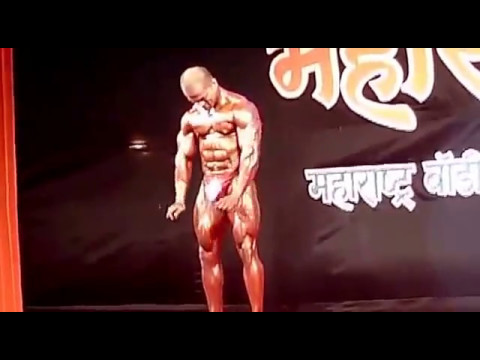 Maharashtra Body Builder Best Music Performance