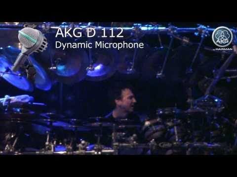 Terry Bozzio - Live - AKG D12/D112/C414/C4000