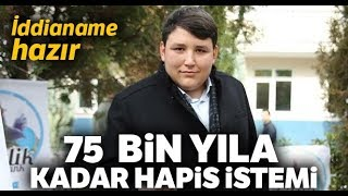 Mehmet Aydın Hakkında Rekor Hapis İstemi