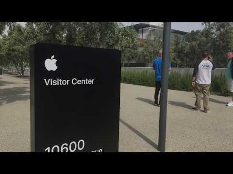 Apple Park Visitor Center: Cupertino California