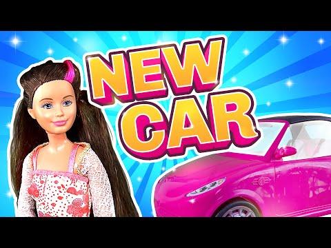 Barbie - Skipper's New Car