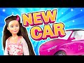 Barbie - Skipper's New Car | Ep.77