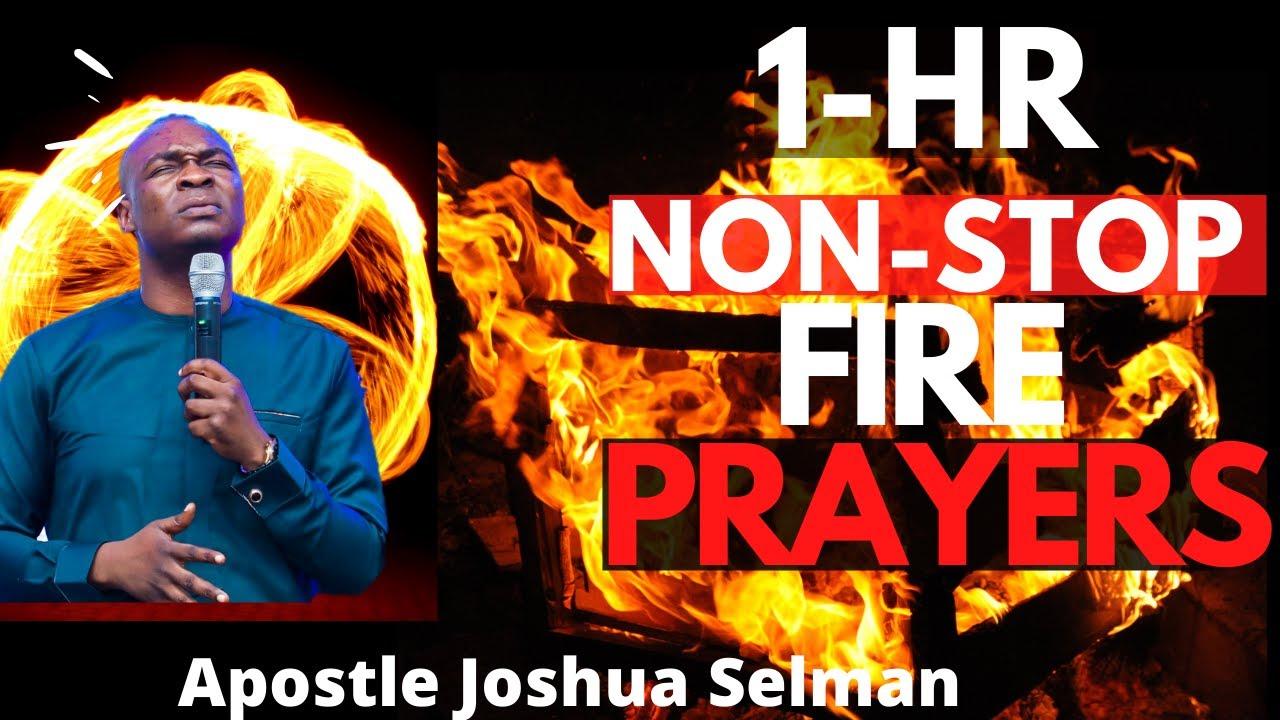 Download PROPHETIC FIRE 🔥🔥🔥PRAYERS 2021 APOSTLE JOSHUA SELMAN