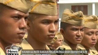 Pengeroyokan STIP, Kemenhub Akan Kawal Proses Hukum Hingga Selesai - INews Siang 13/01