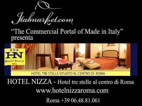 Hotel tre stelle a roma hotel nizza youtube for Hotel tre stelle barcellona