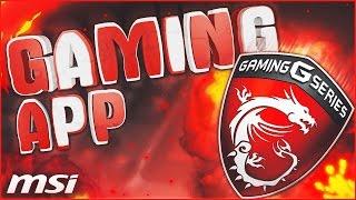 MSI Gaming App 6  - Обзор