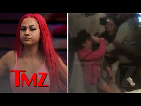 Bhad Bhabie In Another Fight Against Woah Vicky | TMZ