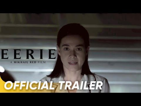 Official Trailer | Charo Santos, Bea Alonzo | 'Eerie'