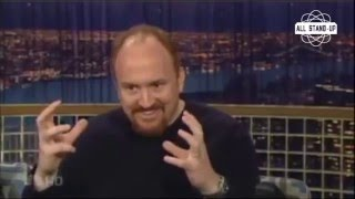 Louis C.K. / Луи Си Кей — Opiate Suppositories [Русская озвучка Contenta]