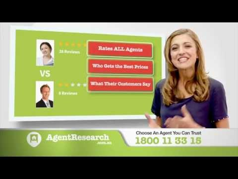 Agent Research - 45 second Television Commercial - Real Estate