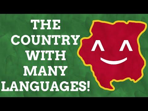 Suriname's Shockingly Huge Variety Of Languages