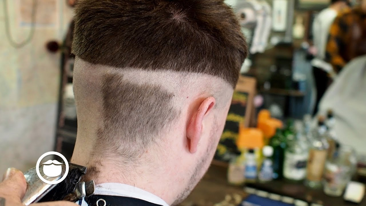 Skin Fade Haircut With Textured Top Youtube
