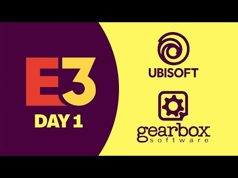E3 2021 Ubisoft Forward, Gearbox Showcase and More | Play For All