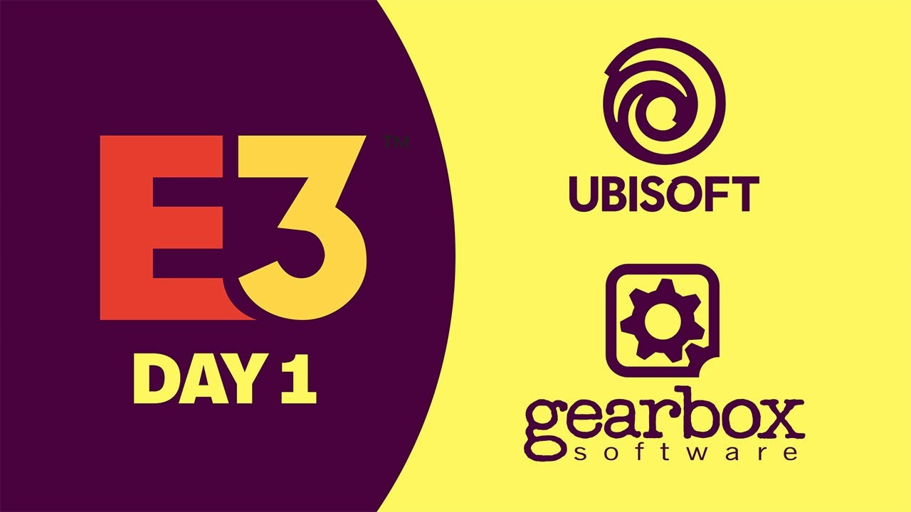 Download E3 2021 Ubisoft Forward, Gearbox Showcase and More | Play For All