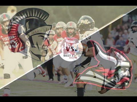 2021 TSSAA Football Millington @ Fayette Academy