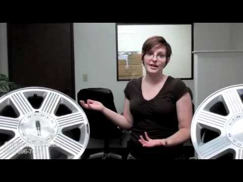 Town Car Rims Town Car Wheels Video Of Lincoln Factory Original