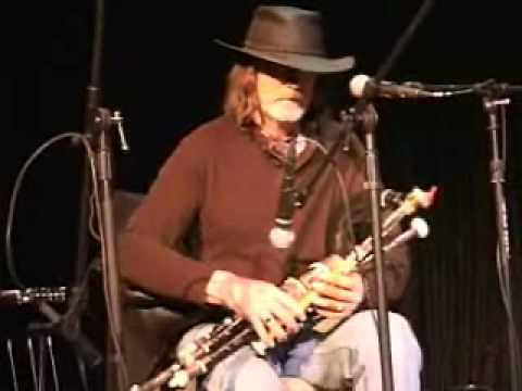 "Paddy Keenan -""Paganini"" of the Uilleann pipe."