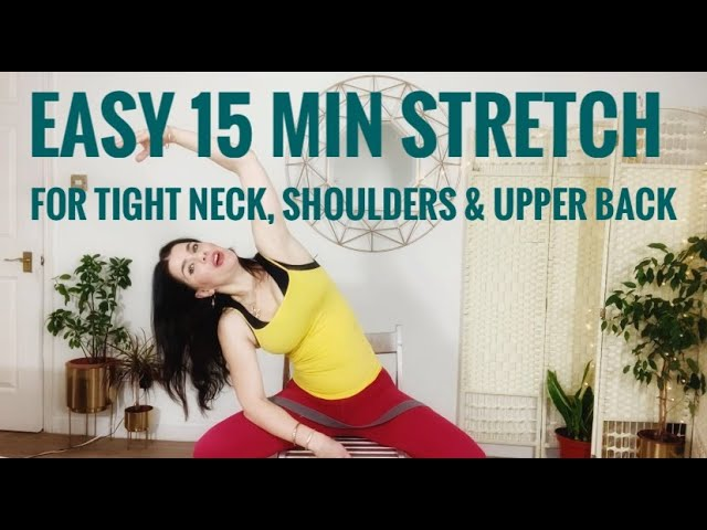 CHANGE YOUR POSTURE IN 15 MINS!