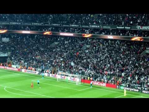Beşiktaş - Lyon Tüm Penaltılar HD