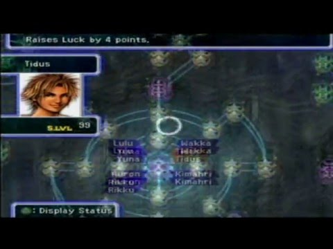 FFX Best Stats Max 99999 HP All Stats 255 Version 2 Of 2 YouTube