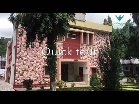 Quick Tour - Chandra Yoga International Rishikesh