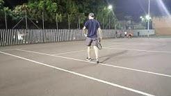 Tennis practice 03-12-19