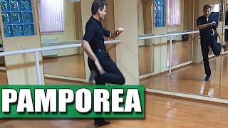 Cum Se Danseaza Treabura Pamporea Dans Machedonesc