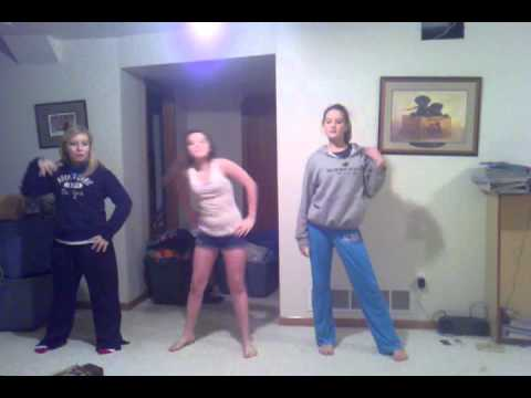 Our dance to ET  Katy Perry