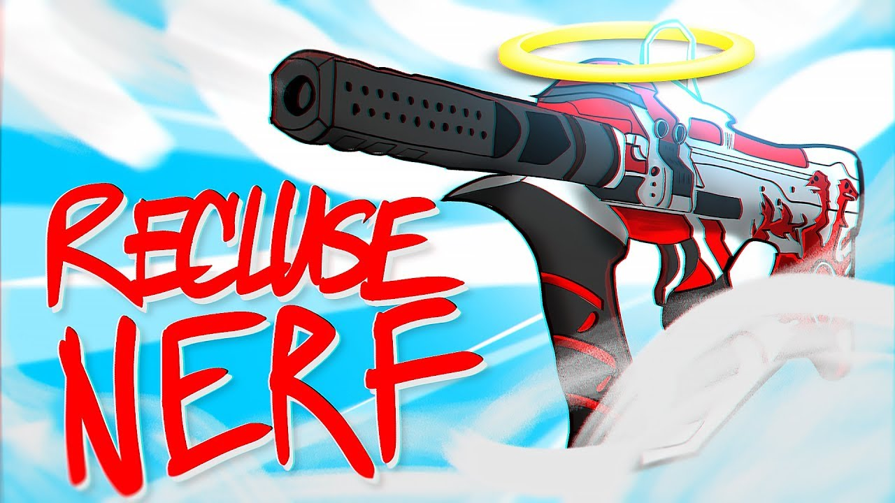 the RECLUSE after the NERF... (destiny 2) thumbnail