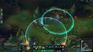 league of legends game-play Master Yi.