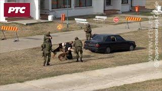 """""""Vek pobednika"""", snimak vežbe združenih snaga VS u Orešcu"""