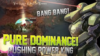 PUSHING POWER KING!! Vainglory 5v5 - Saw |Wp| Bot Lane Gameplay